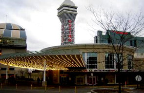 Casino niagara sports section